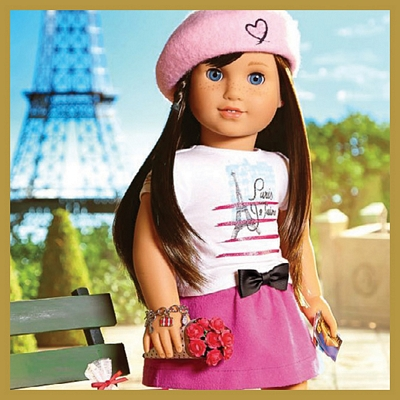 $250 to American Girl Doll