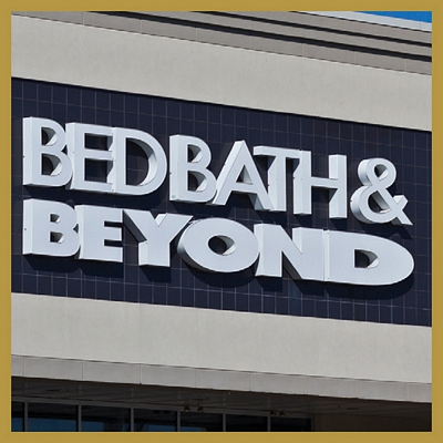 $250 to Bed Bath & Beyond